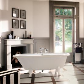 Villeroy & Boch Hommage Duo freestanding oval bath starwhite