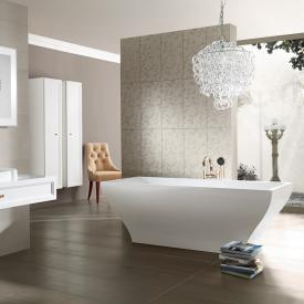 Villeroy & Boch La Belle Excellence Duo freestanding bath white