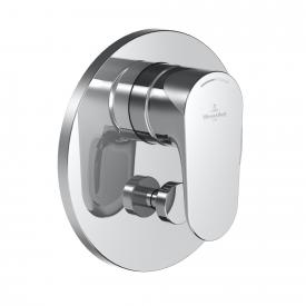Villeroy & Boch L'Aura concealed, single lever mixer with diverter