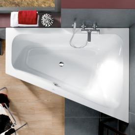 Villeroy & Boch Loop & Friends corner bath white