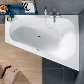 Villeroy & Boch Loop & Friends corner bath, right version white