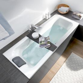 Villeroy & Boch Loop & Friends Duo Baignoire d'angle blanc