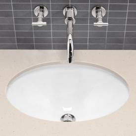 Villeroy & Boch Loop & Friends undercounter washbasin white, with CeramicPlus, with overflow