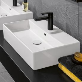 Villeroy & Boch Memento 2.0 countertop washbasin white, with CeramicPlus, with overflow