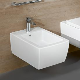 Villeroy & Boch Memento 2.0 wall-mounted bidet stone white, with CeramicPlus