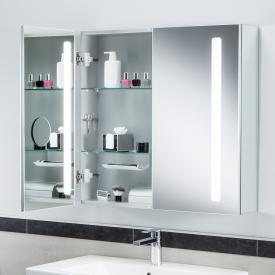 Villeroy & Boch My View 14 mirror cabinet with LED lighting with 2 doors