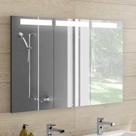 Villeroy & Boch My View-In recessed mirror cabinet with LED lighting with 3 doors