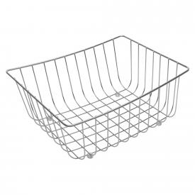 Villeroy & Boch New Wave wire basket, stainless steel
