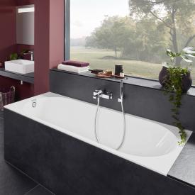 Villeroy & Boch Oberon 2.0 rectangular bath stone white