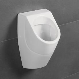 Villeroy & Boch O.novo DirectFlush urinal white, rear supply