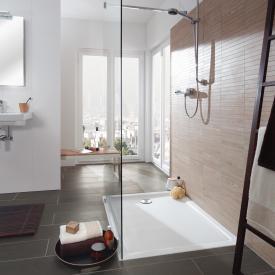 Villeroy & Boch O.novo Receveur de douche blanc, avec revêtement antidérapant Antislip