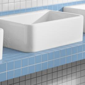 Villeroy & Boch O.novo sink without overflow white with CeramicPlus