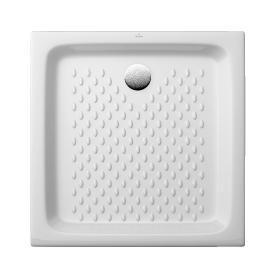 Villeroy & Boch O.novo square/rectangular shower tray white