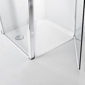 Villeroy & Boch O.novo rectangular shower tray white with anti-slip
