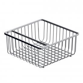 Villeroy & Boch Siluet wire basket, stainless steel