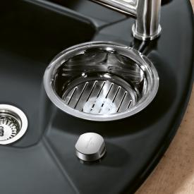 Villeroy & Boch Solo corner strainer bowl