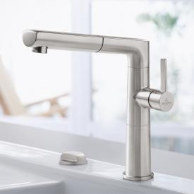 Villeroy & Boch Sorano Sky Shower single lever kitchen mixer