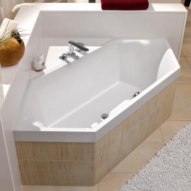 Villeroy & Boch Squaro Slim Line hexagonal bath white