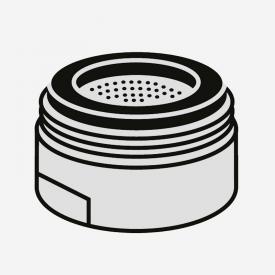 Villeroy & Boch Steel Expert spray regulator for single lever kitchen mixer
