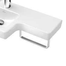 Villeroy & Boch Subway 2.0 towel rail
