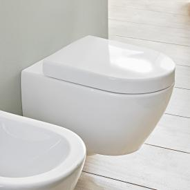 Villeroy & Boch Subway 2.0 ViFresh wall-mounted washdown toilet, open flush rim, DirectFlush white, with CeramicPlus and AntiBac