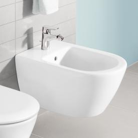 Villeroy & Boch Subway 2.0 wall-mounted bidet white, with CeramicPlus