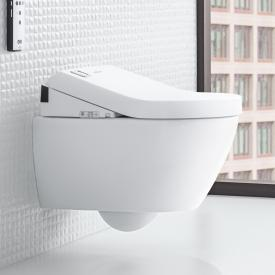 Villeroy & Boch Subway 2.0 wall-mounted washdown toilet DirectFlush with ViClean-U+ toilet seat Combi-Pack white, with CeramicPlus