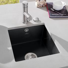 Villeroy & Boch Subway 45 SU sink chromite gloss