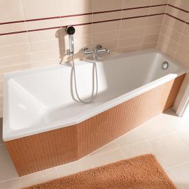 Villeroy & Boch Subway bath, left version white