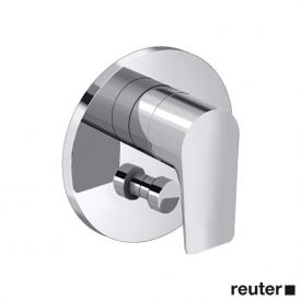 Villeroy & Boch Subway single lever mixer with diverter