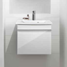 Villeroy & Boch Venticello hand washbasin with vanity unit with 1 pull-out compartment