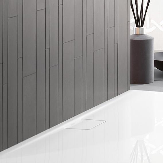 Villeroy & Boch Architectura MetalRim waste cover white