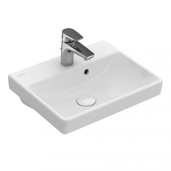Villeroy & Boch Avento hand washbasin with vanity unit with 1 door
