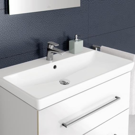 Villeroy Boch Avento Washbasin White With Overflow 41568001 Reuter
