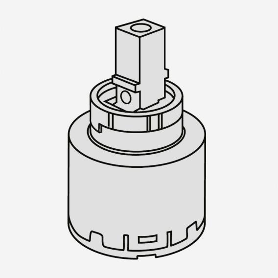 Villeroy & Boch cartridge for low pressure single lever kitchen mixer