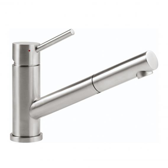 Villeroy & Boch Como Shower single lever kitchen mixer stainless steel