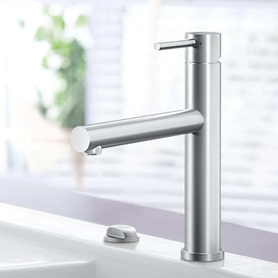 Villeroy & Boch Como Sky single lever kitchen mixer stainless steel