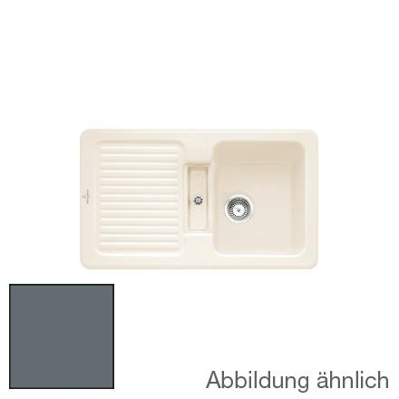 Villeroy & Boch Condor 50 sink graphite/without tap hole