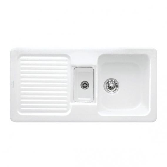 Villeroy & Boch Condor 60 sink white alpine high gloss/without tap hole
