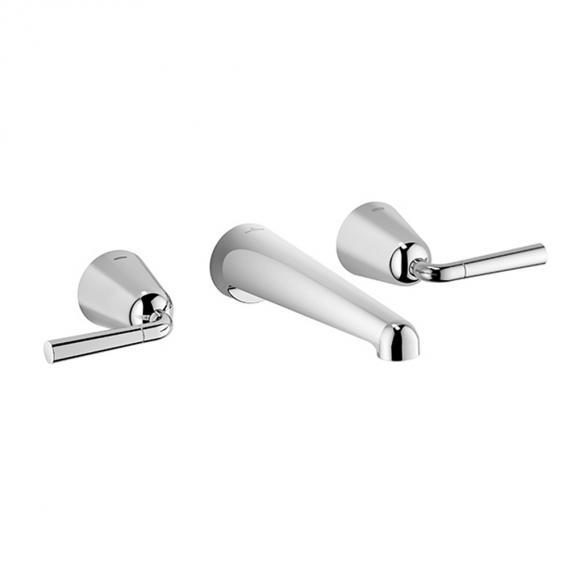 Villeroy & Boch Domicil wall-mounted basin mixer chrome
