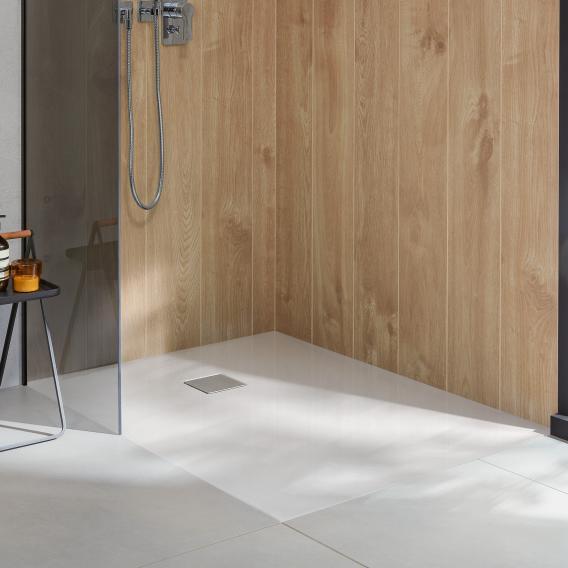 Villeroy & Boch Embrace complete shower tray set white