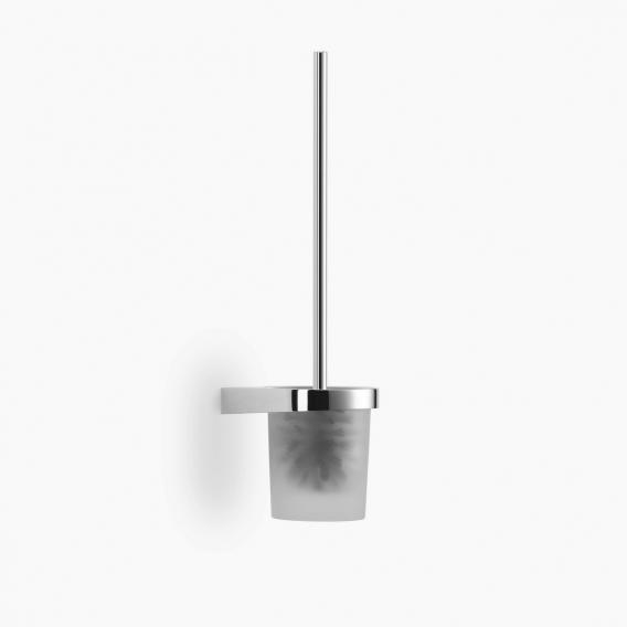 Villeroy & Boch Just wall-mounted toilet brush set chrome