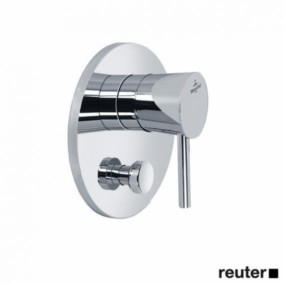Villeroy & Boch LaFleur single lever mixer with diverter chrome