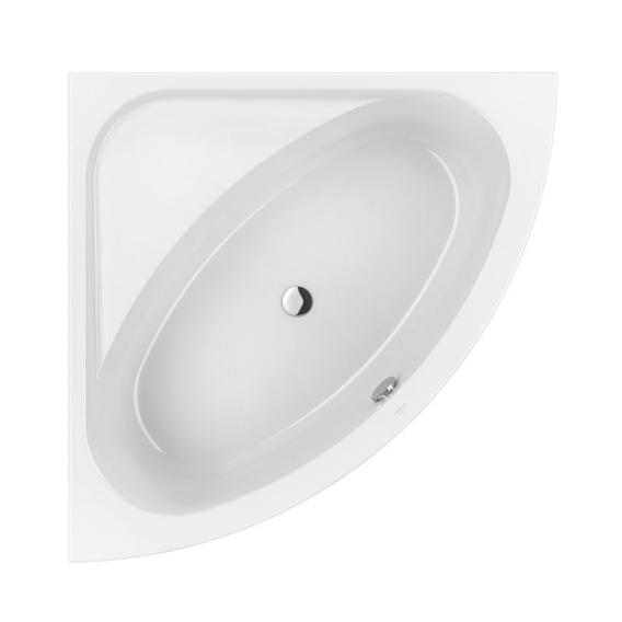 Villeroy & Boch Loop & Friends Duo corner bath white