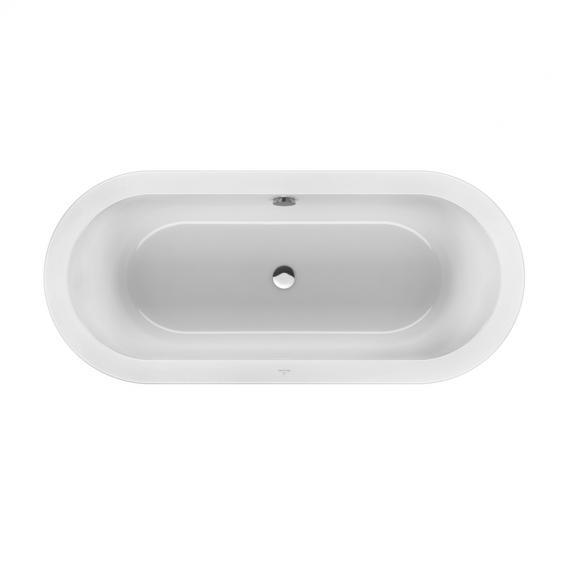 Villeroy & Boch Loop & Friends Duo Oval bath white