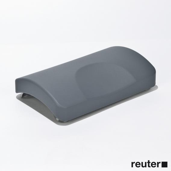Villeroy & Boch multi-functional cushion L: 24 W: 15 H: 5 cm anthracite