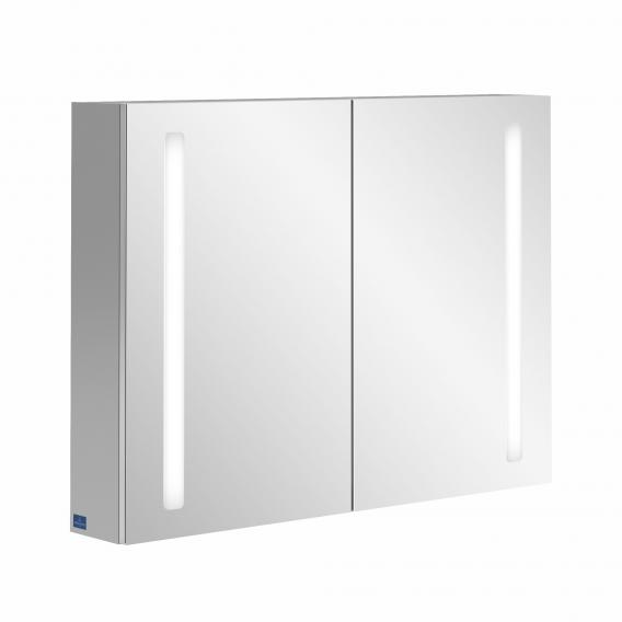 Villeroy & Boch My View 14+ mirror cabinet with LED lighting including medicine box with 2 doors