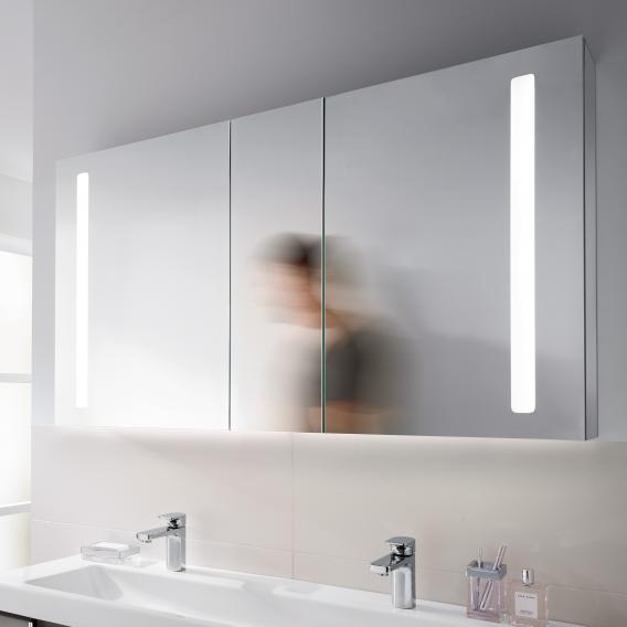 Villeroy & Boch My View 14+ mirror cabinet with LED lighting including medicine box with 3 doors