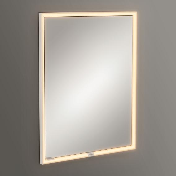 Villeroy & Boch My View Now recessed mirror cabinet with LED lighting with 1 door hinged right, with sensor dimmer