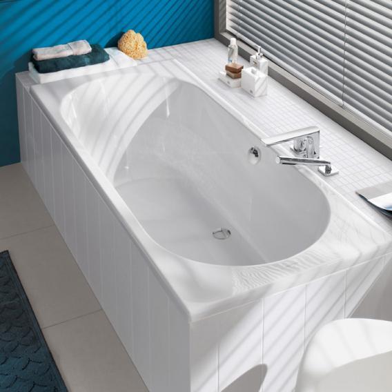 Villeroy & Boch O.novo Duo rectangular bath white